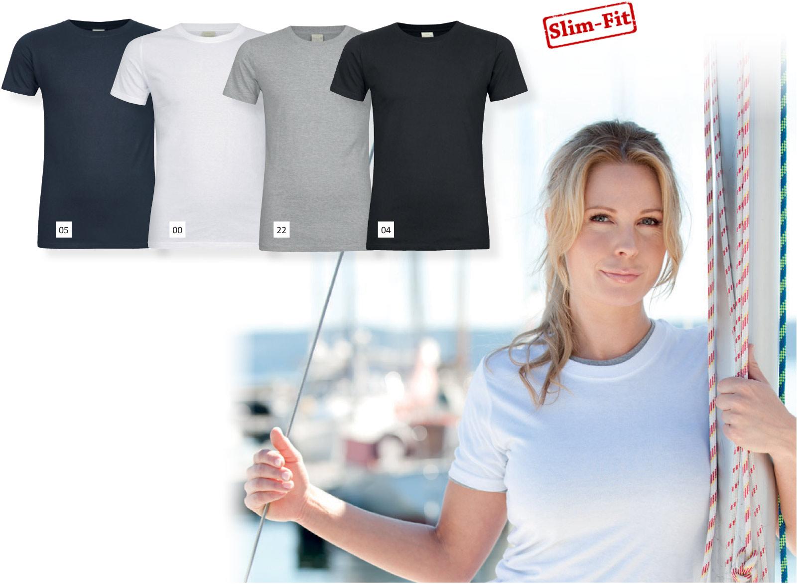T-shirt Damemodeller
