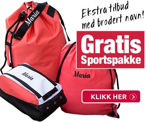 Gratis Sportspakke