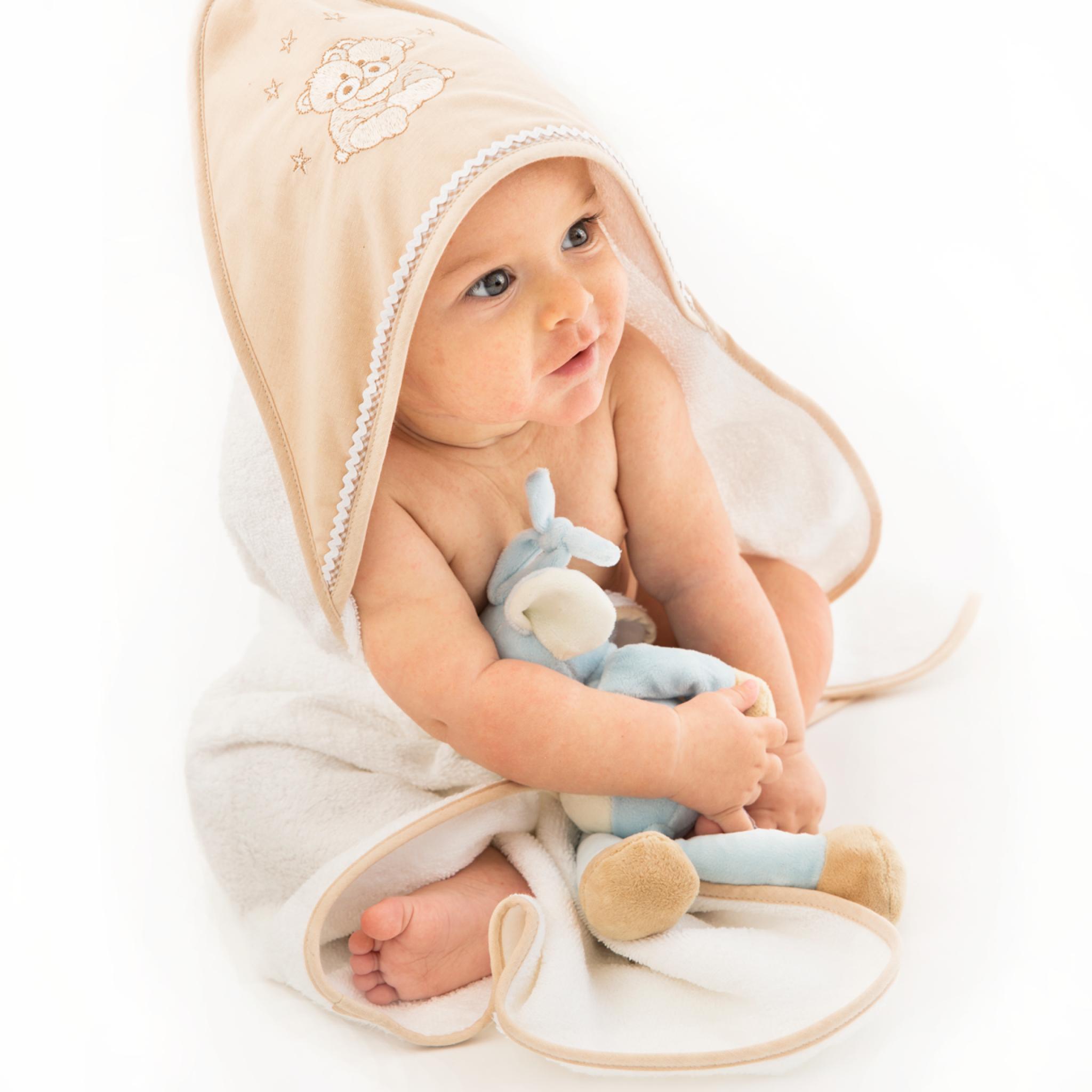 Hettehåndkle Bamse