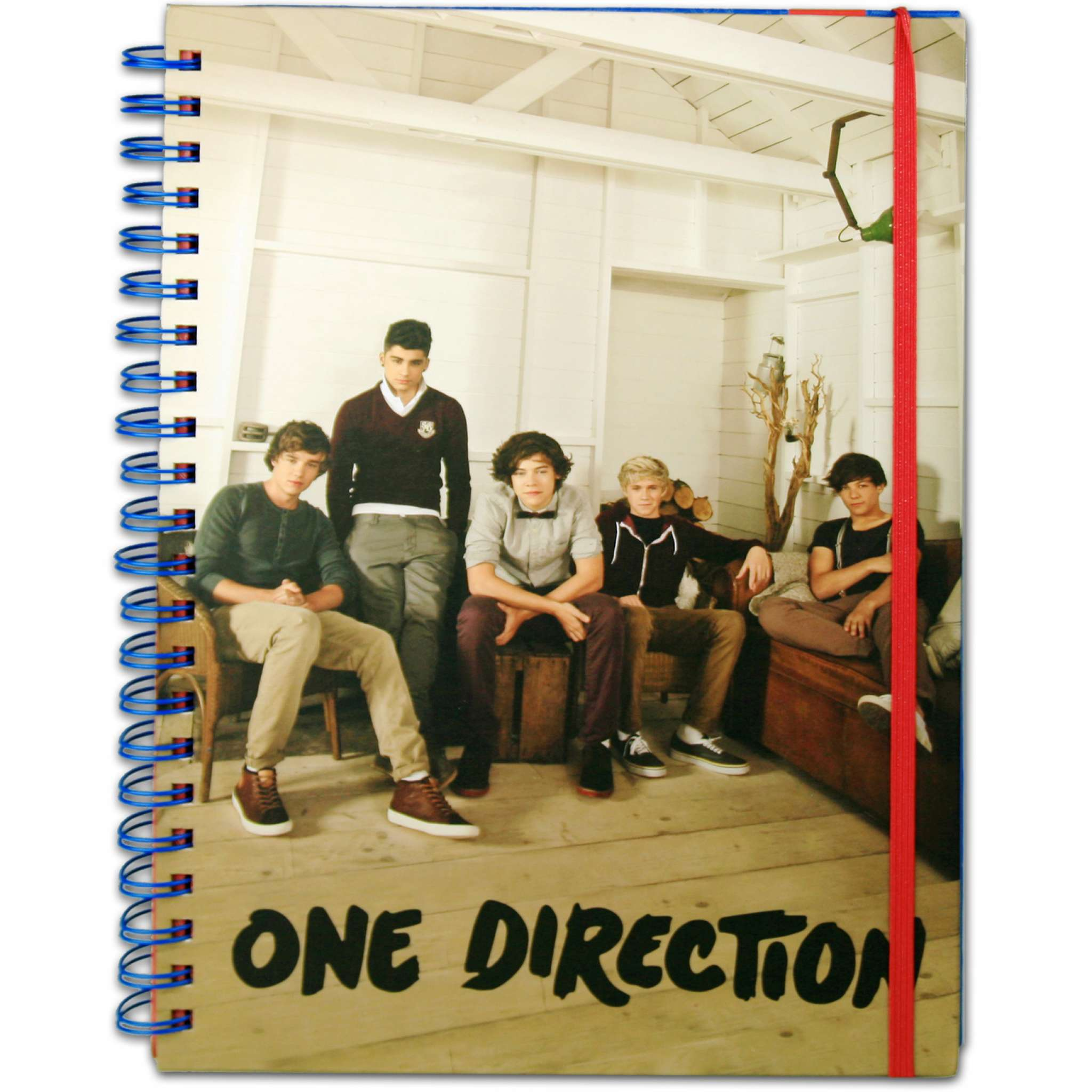 One Direction A4 Spiralhefte