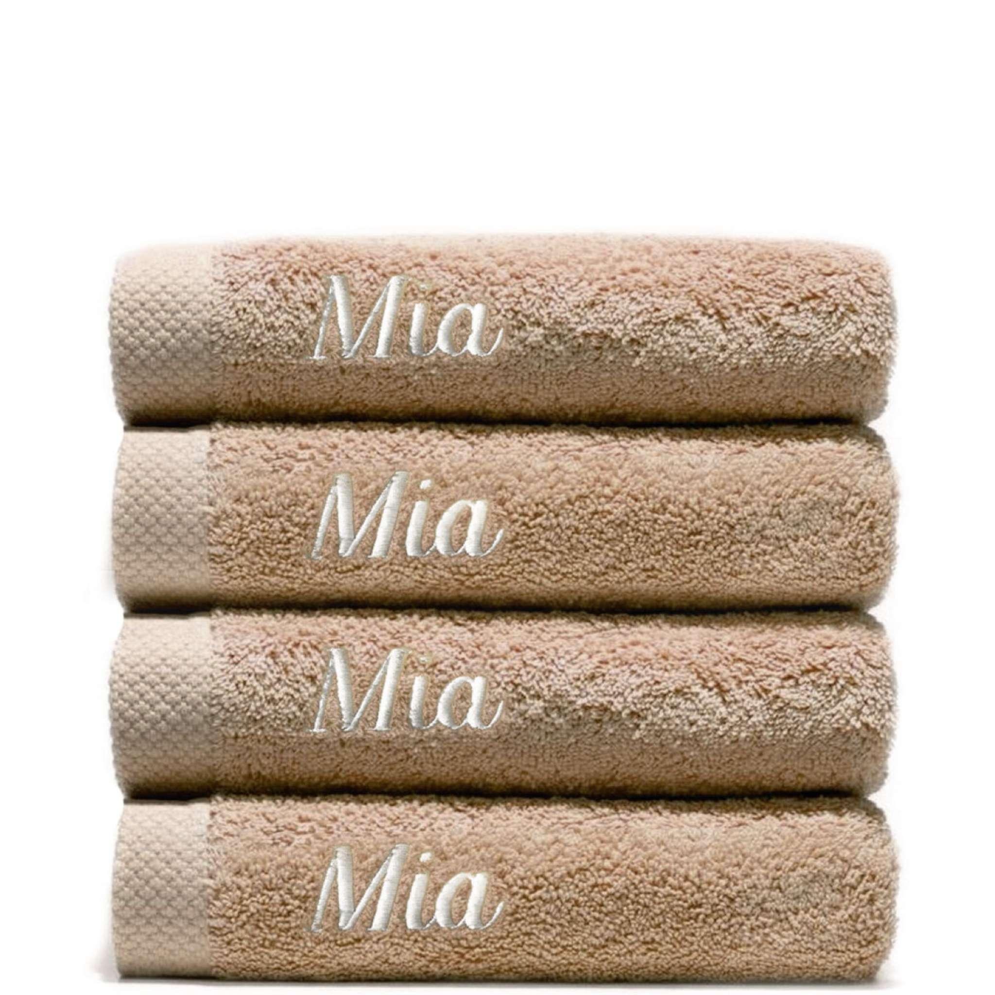 4-pakk Pure exclusive Håndkle