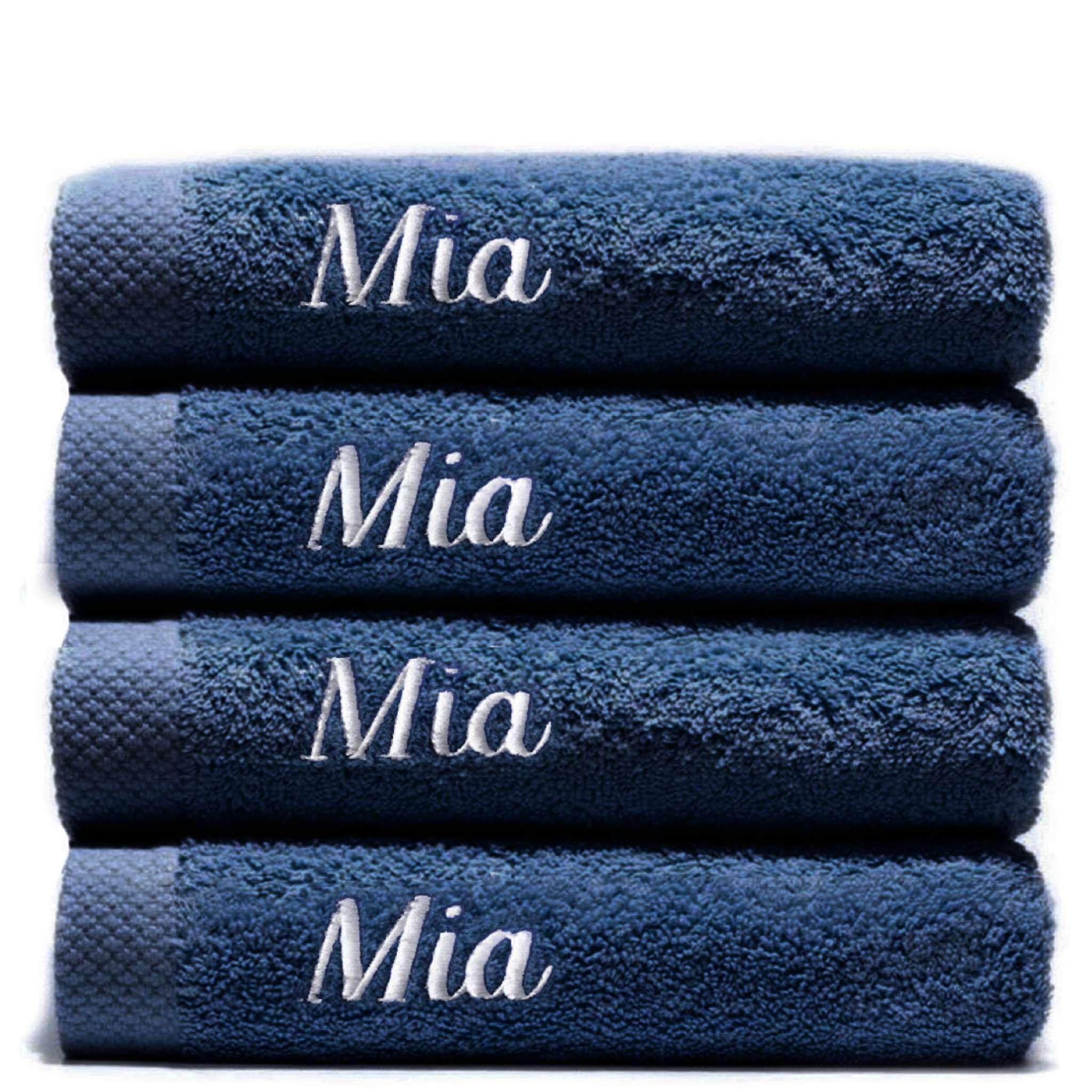 4-pakk Pure exclusive Badehåndkle