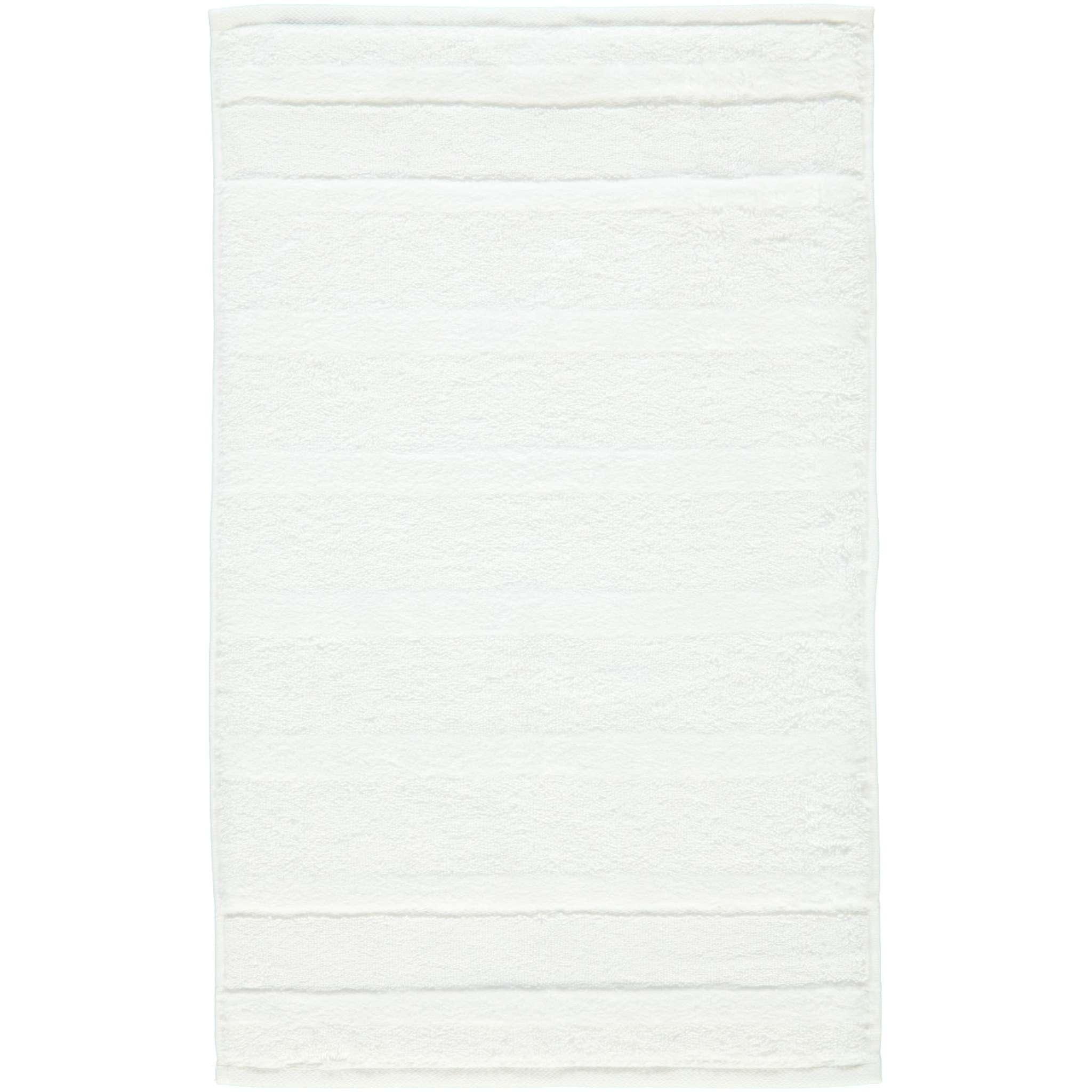 Cawö håndhåndkle, hvit