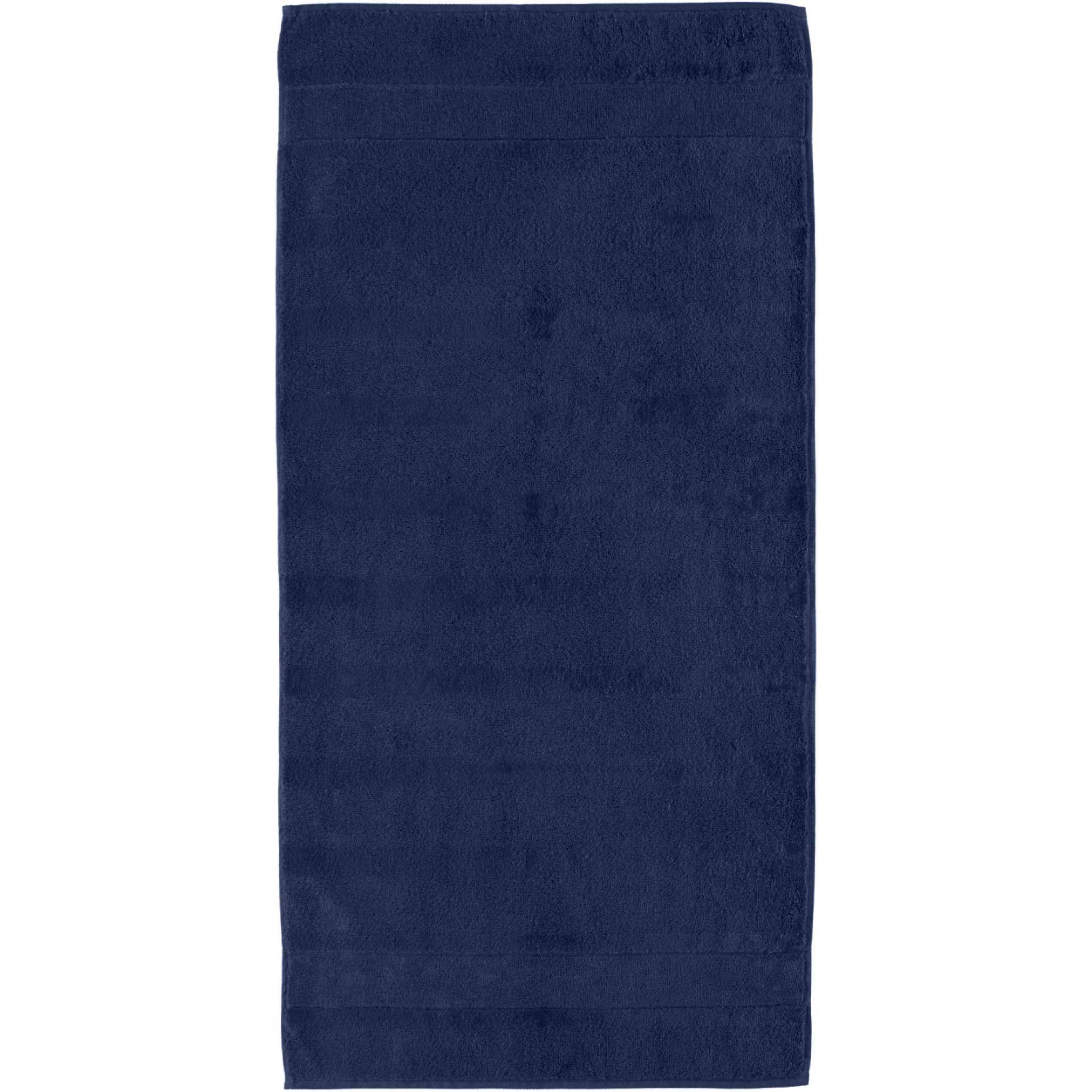 Cawö håndkle, marineblå