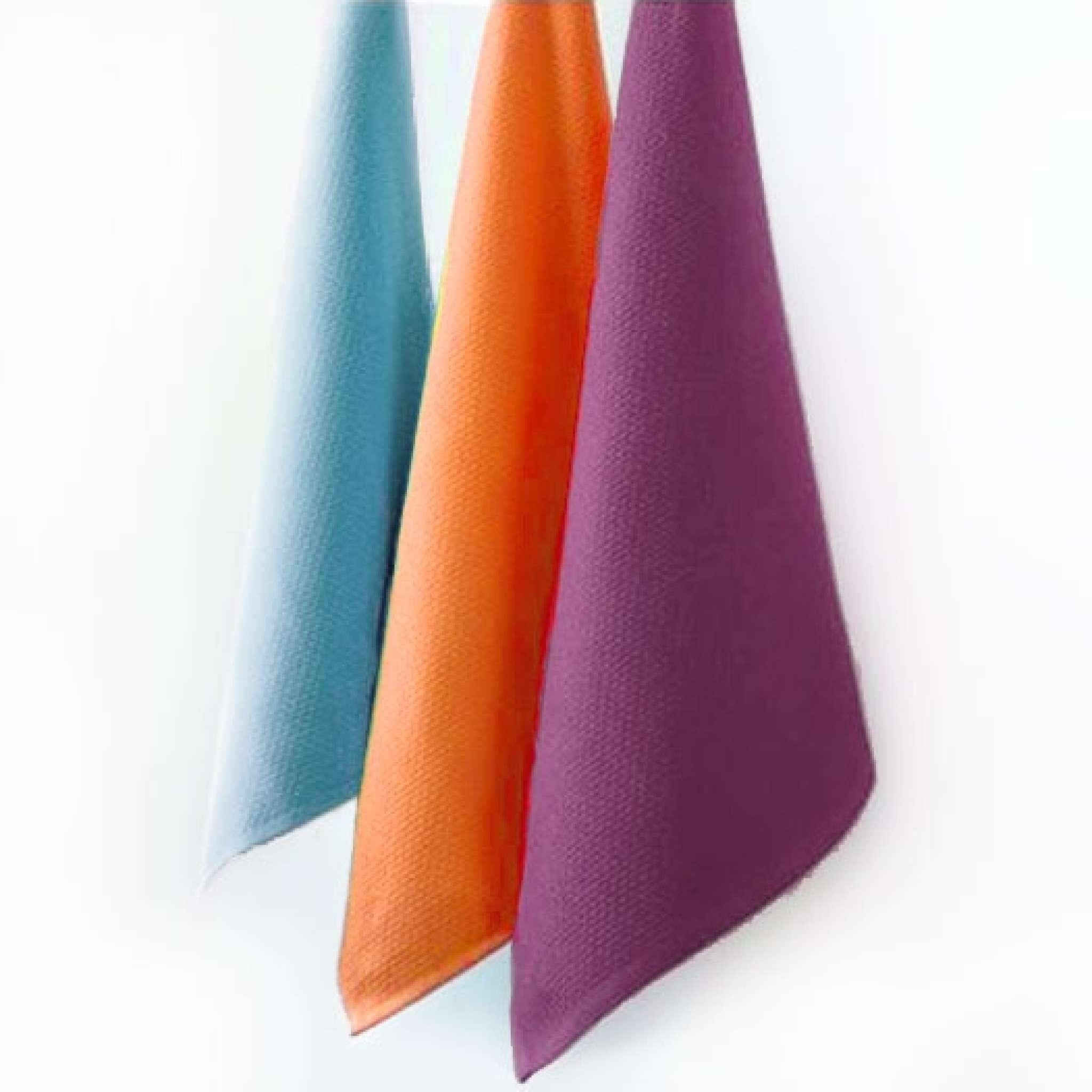 Kjøkkenhåndkle, Vaffelmønstret 50x50 cm