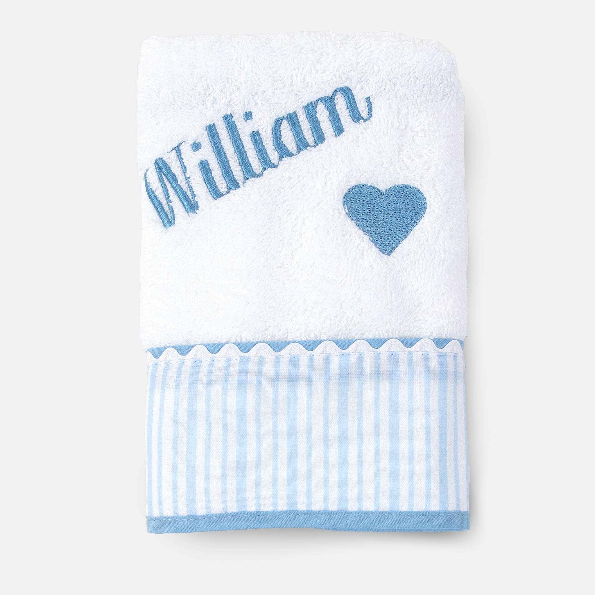 Ballon Blue Håndkle 50x100