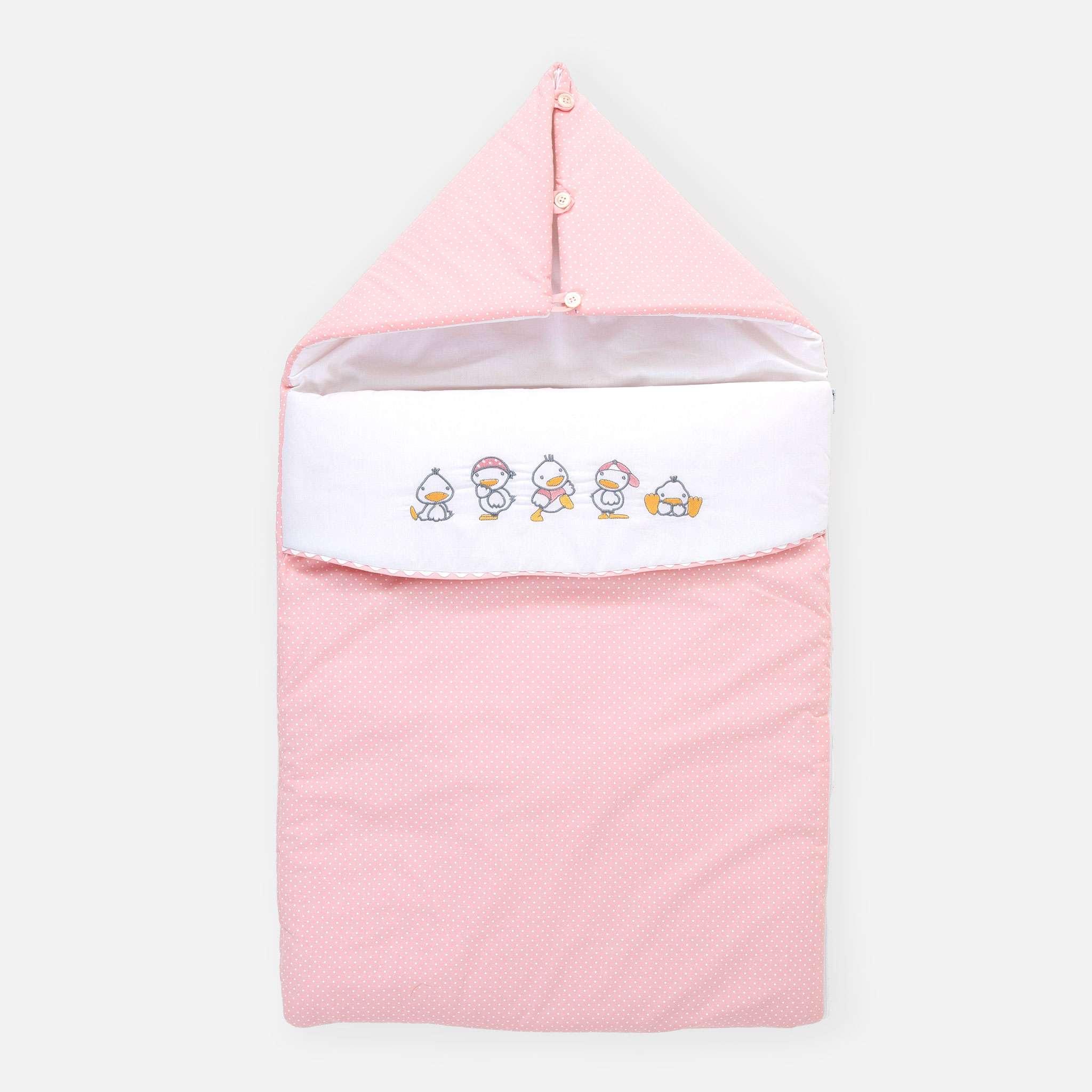 Ducks Pink Reisepose