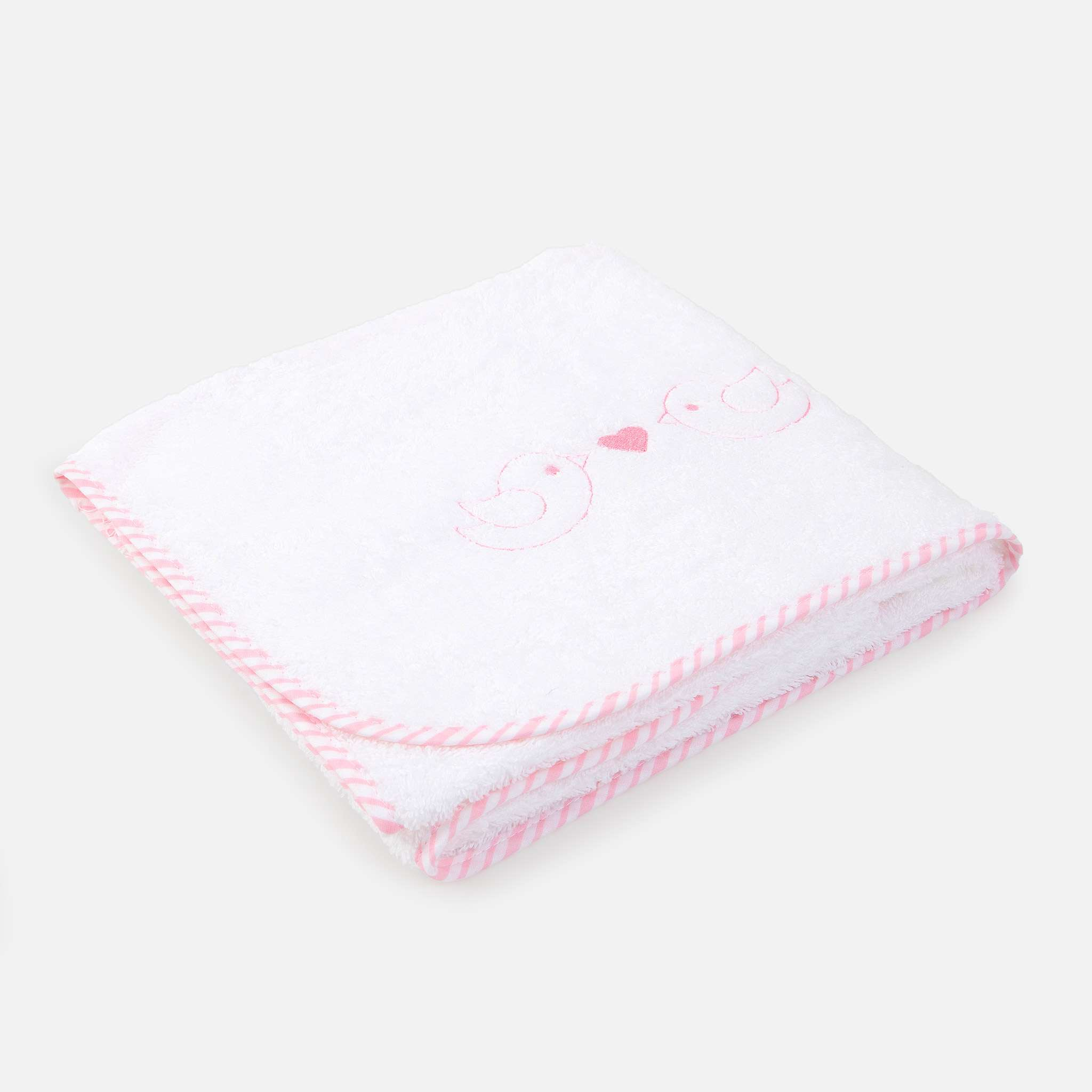 Ballon Pink håndkle 72x72 cm