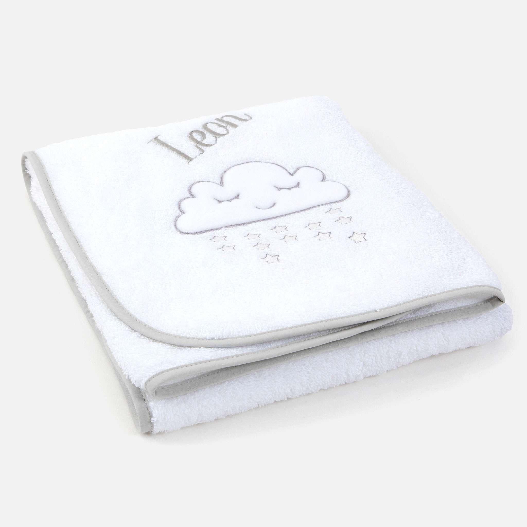 Clouds håndkle 72x72 cm