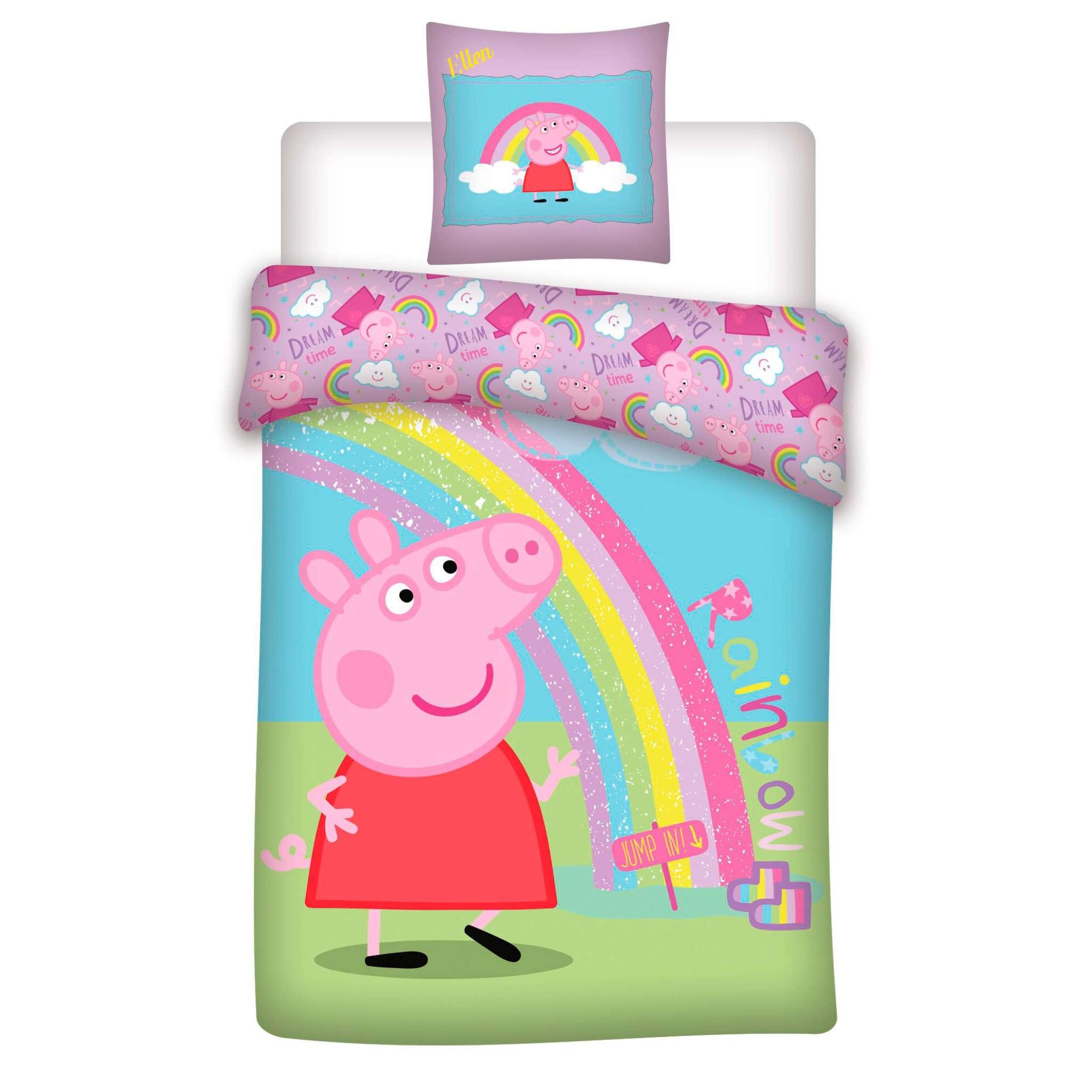 Peppa Pig Sengesett