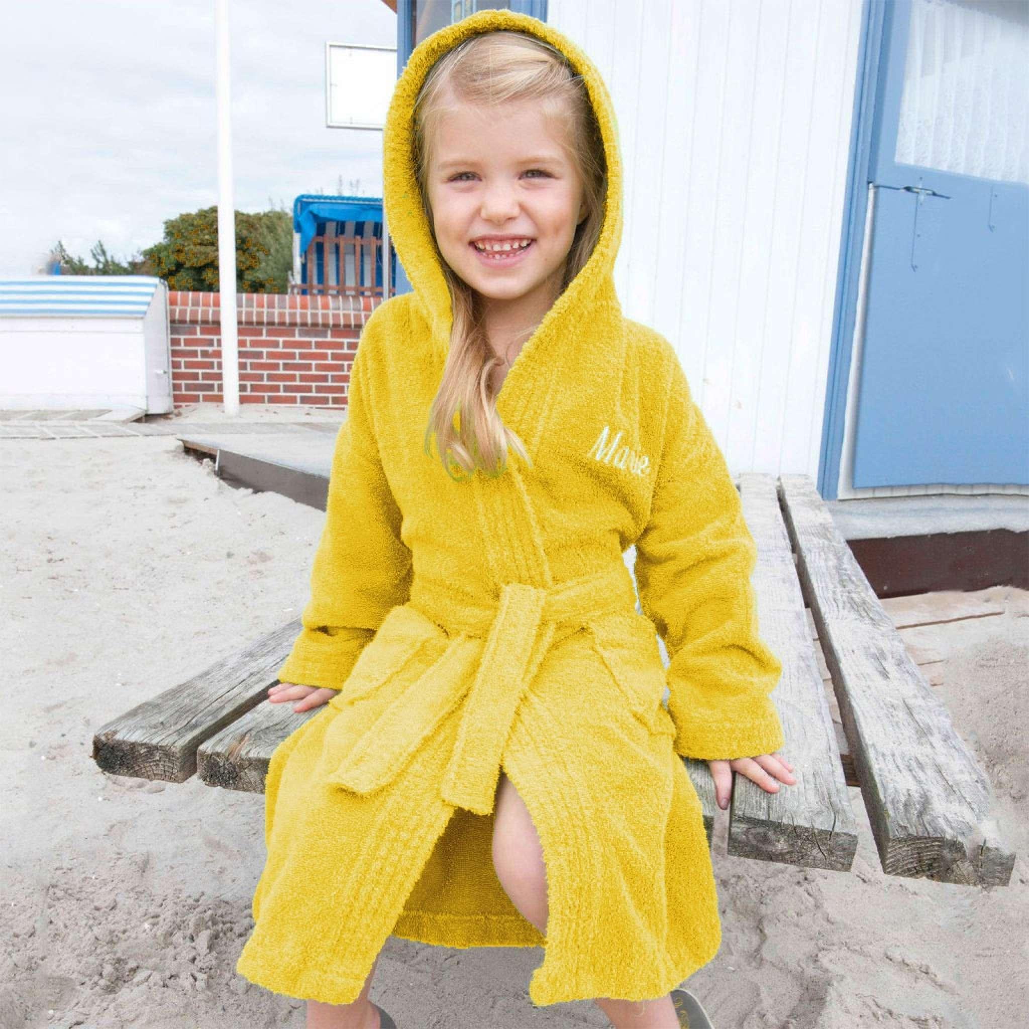 Gullbonus: Badekåpe barn