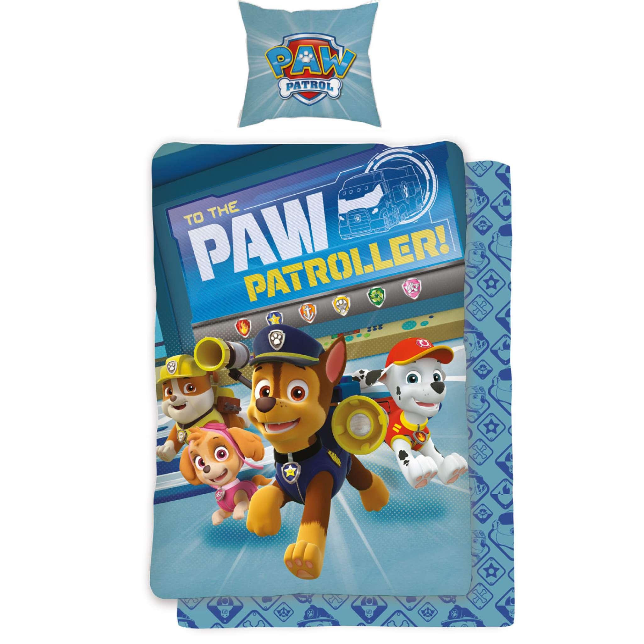 Paw Patrol Sengesett