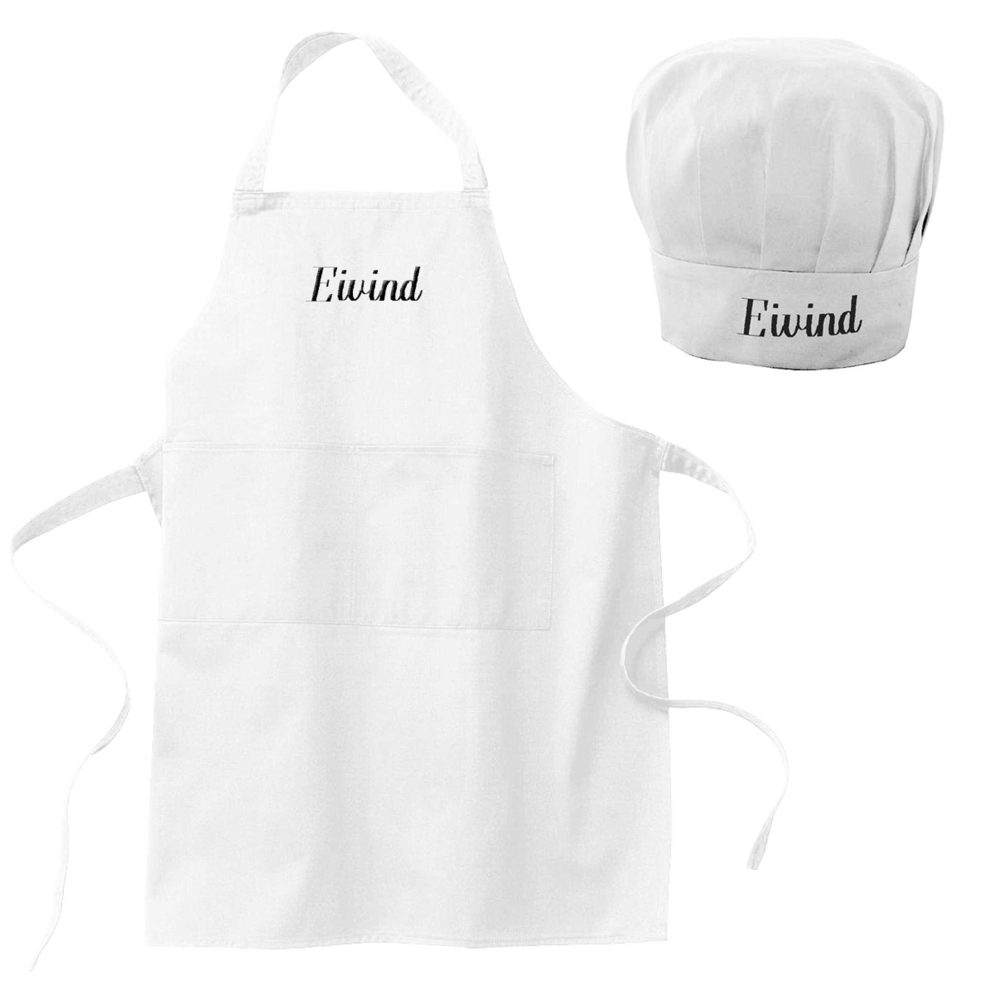 Kokkepakke, voksen hvit