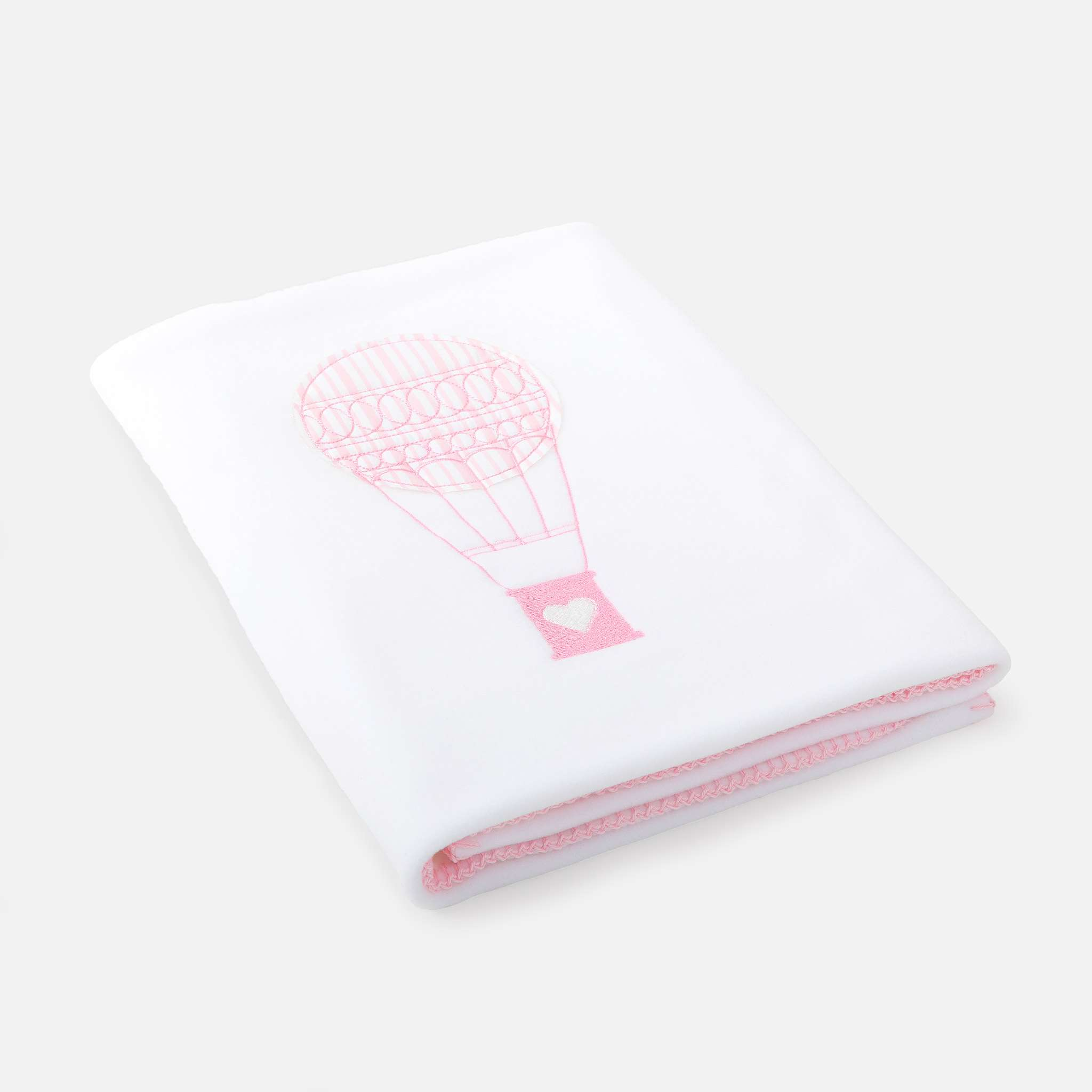 Ballon Pink Fleecepledd