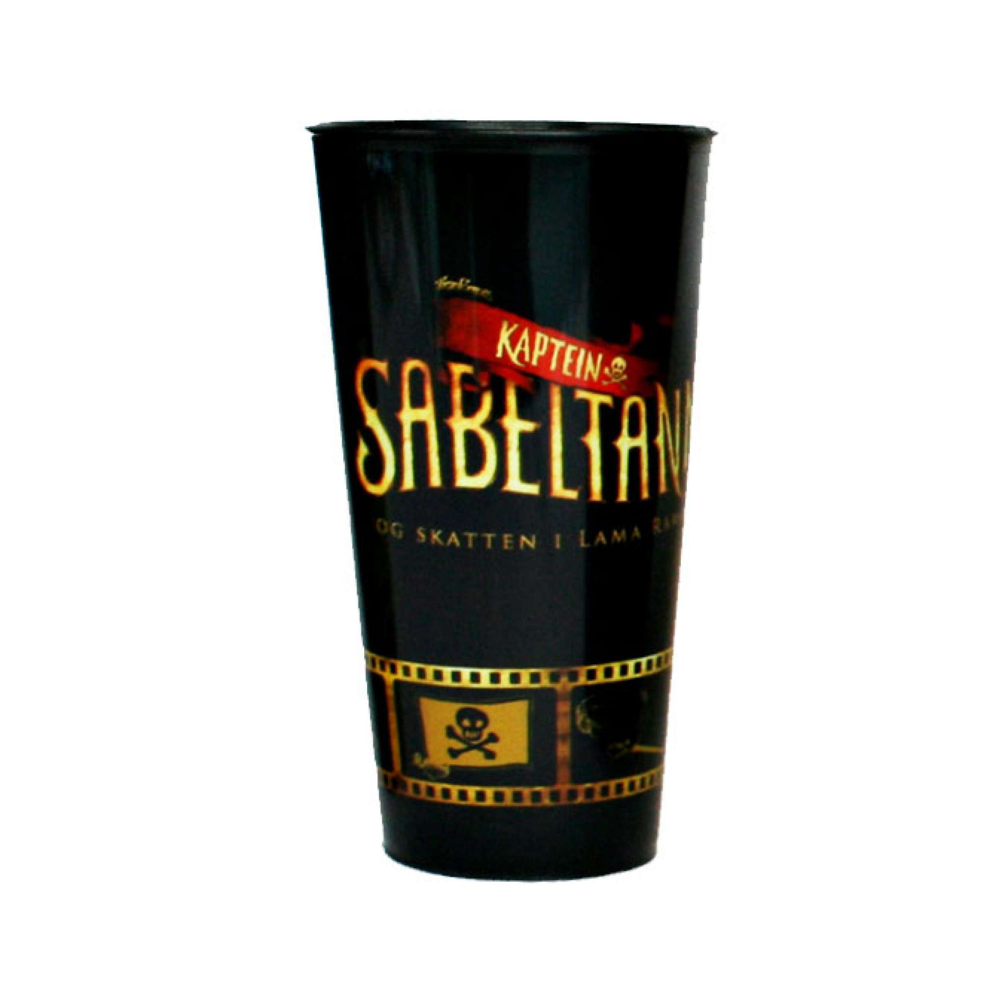 Kaptein Sabeltann drikkbeger