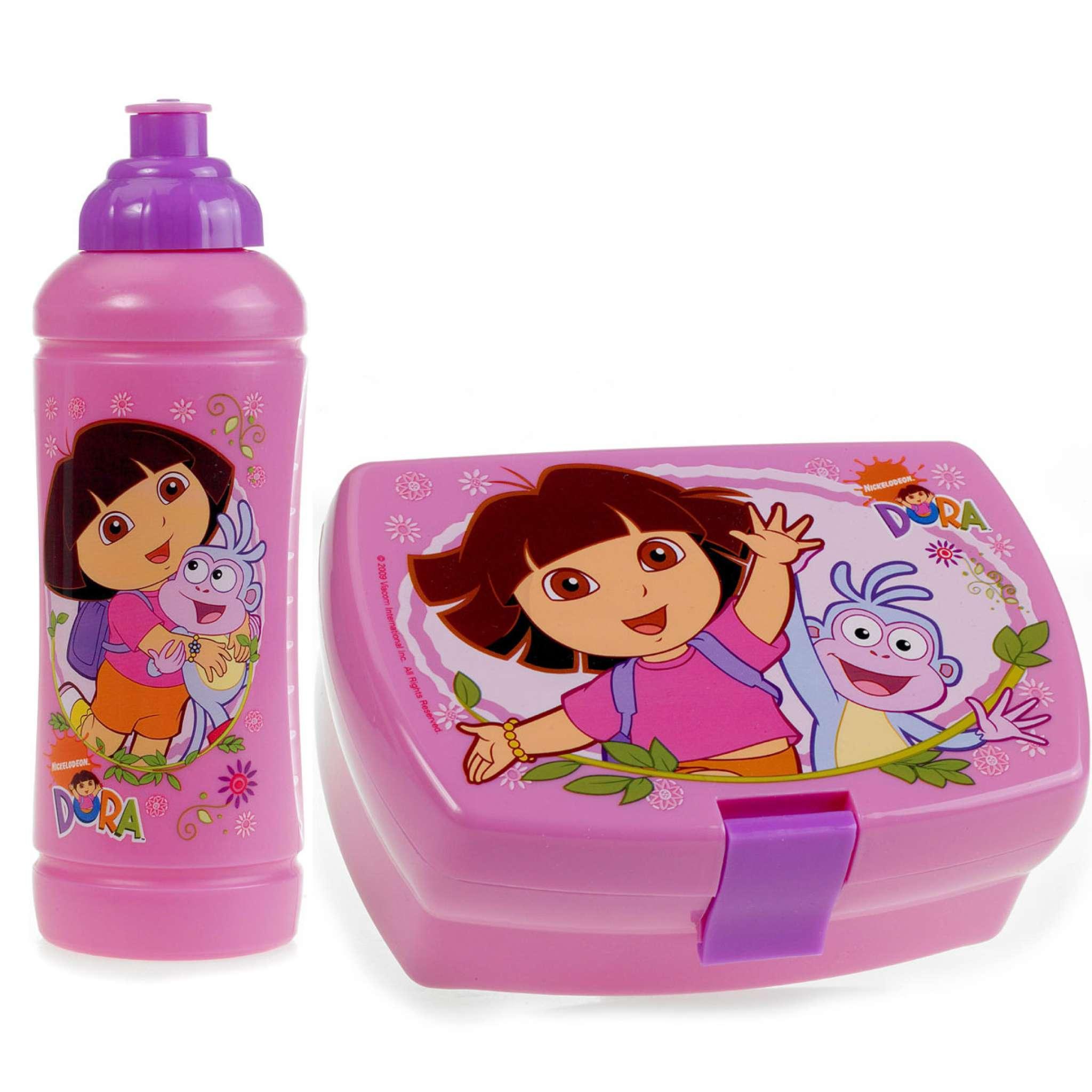 Matpakkesett Dora