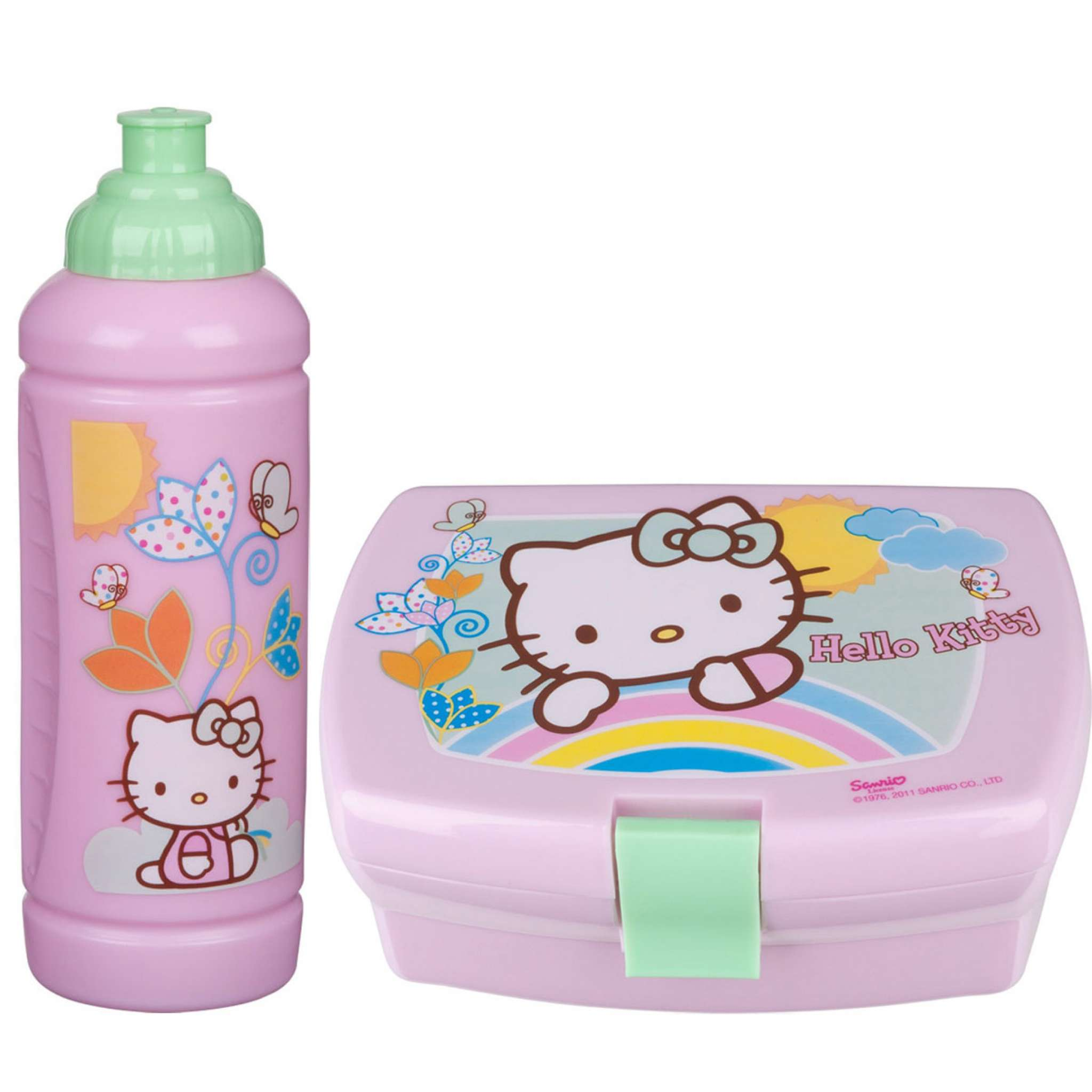 Matpakkesett Hello Kitty