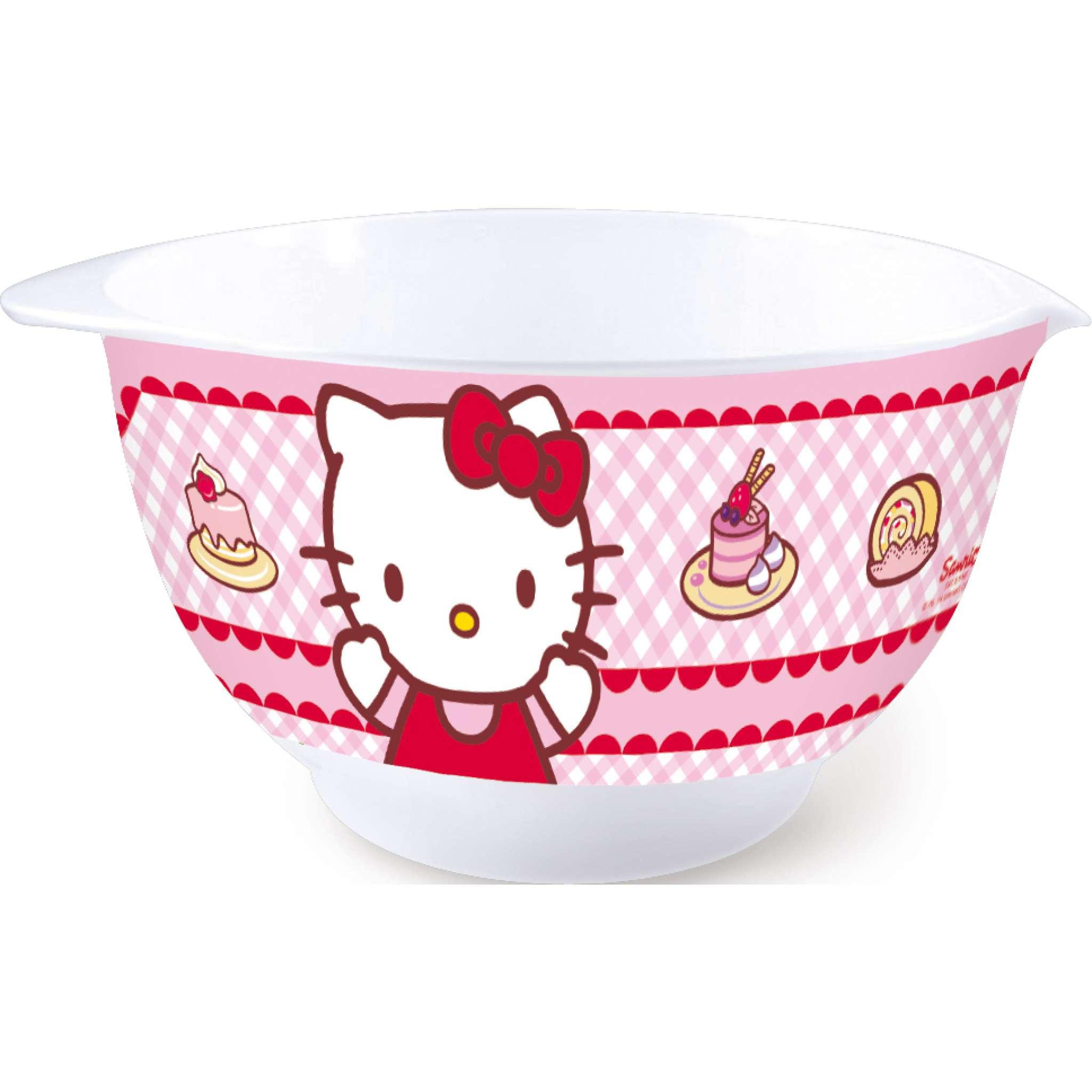 Hello Kitty Miksebolle