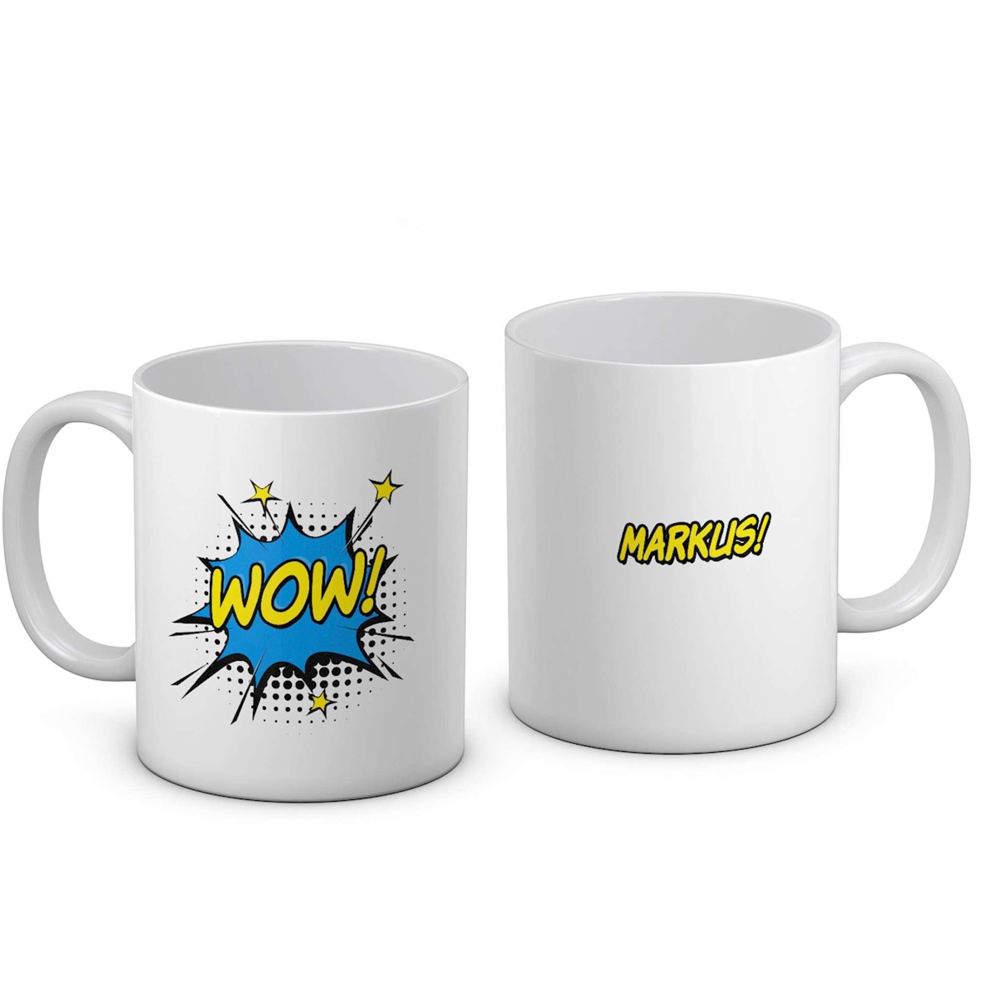 Kaffekrus WOW