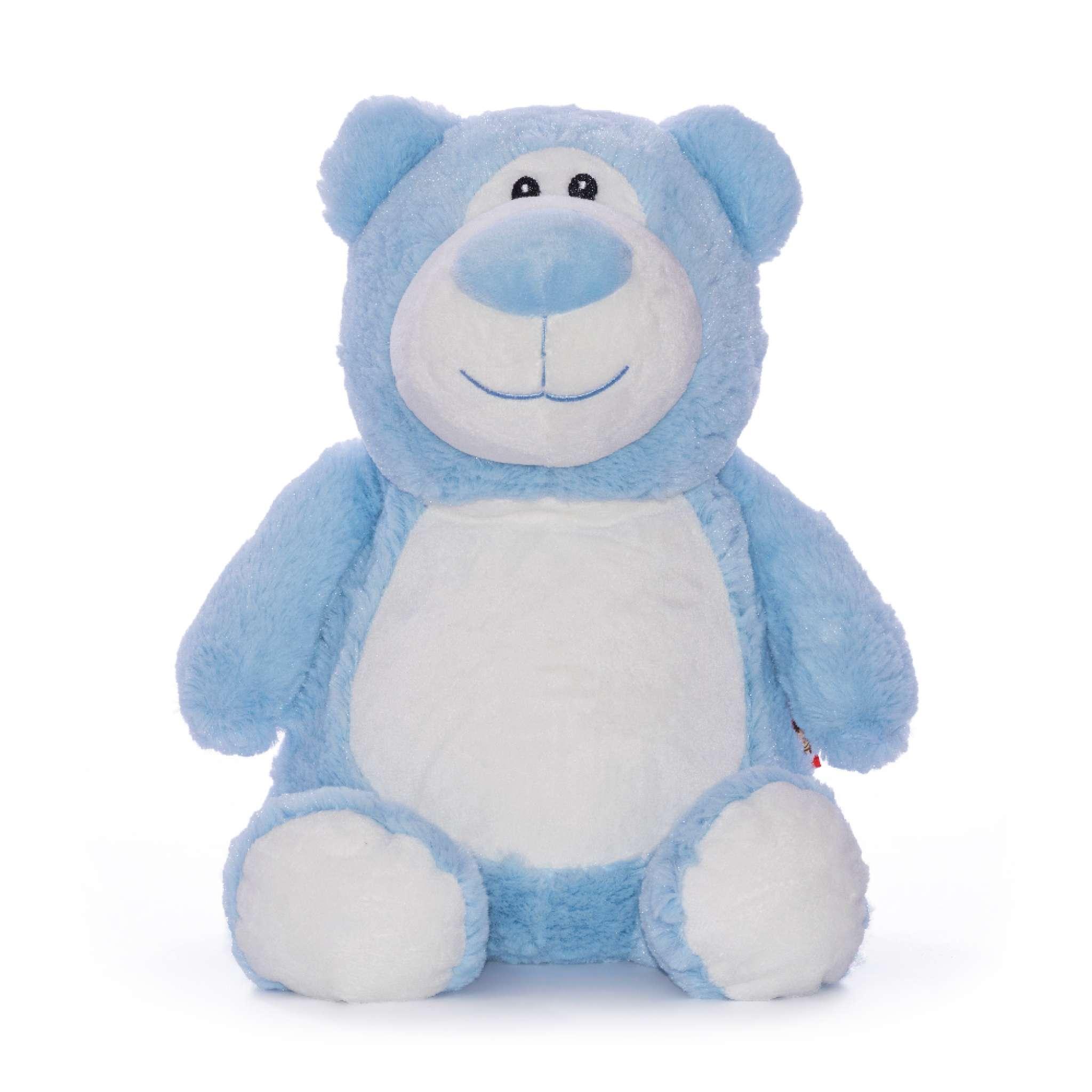 Cubbies Bamse, lys blå