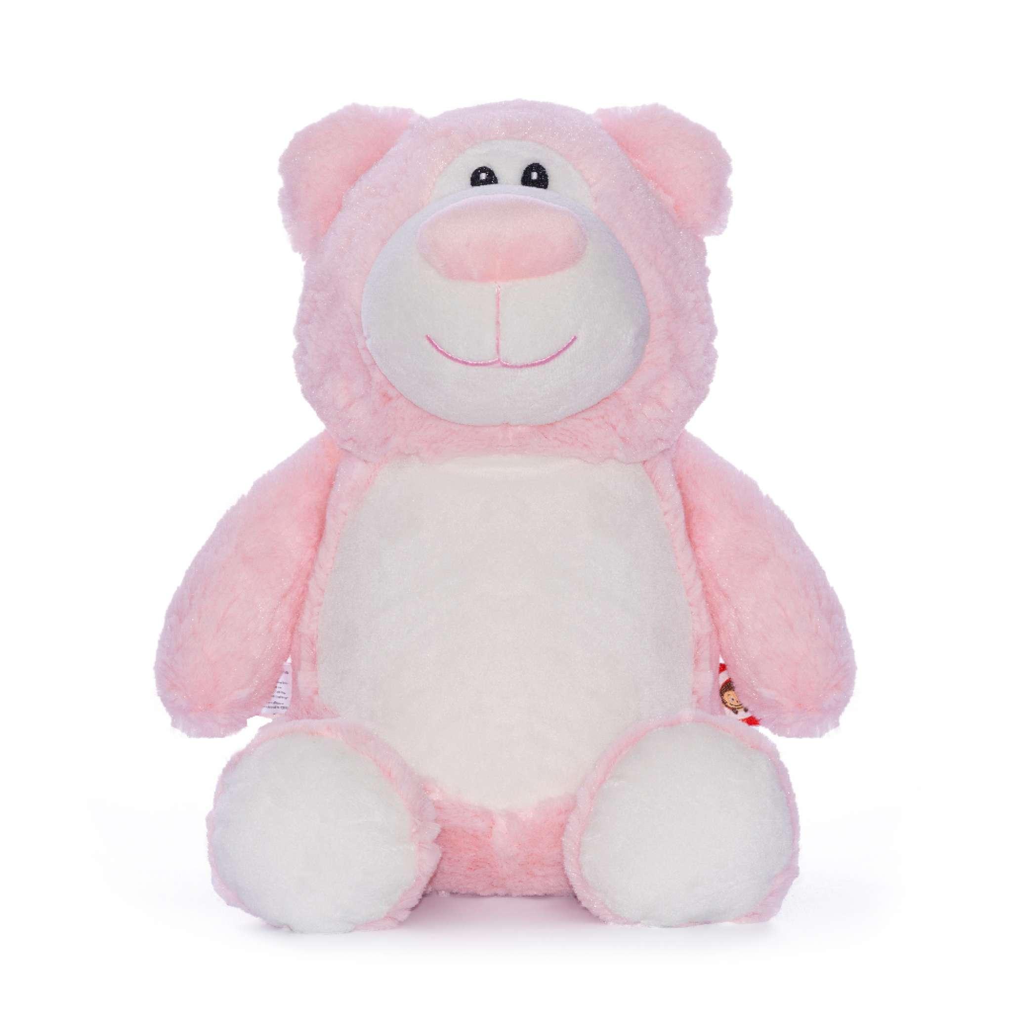 Cubbies Bamse, lys rosa