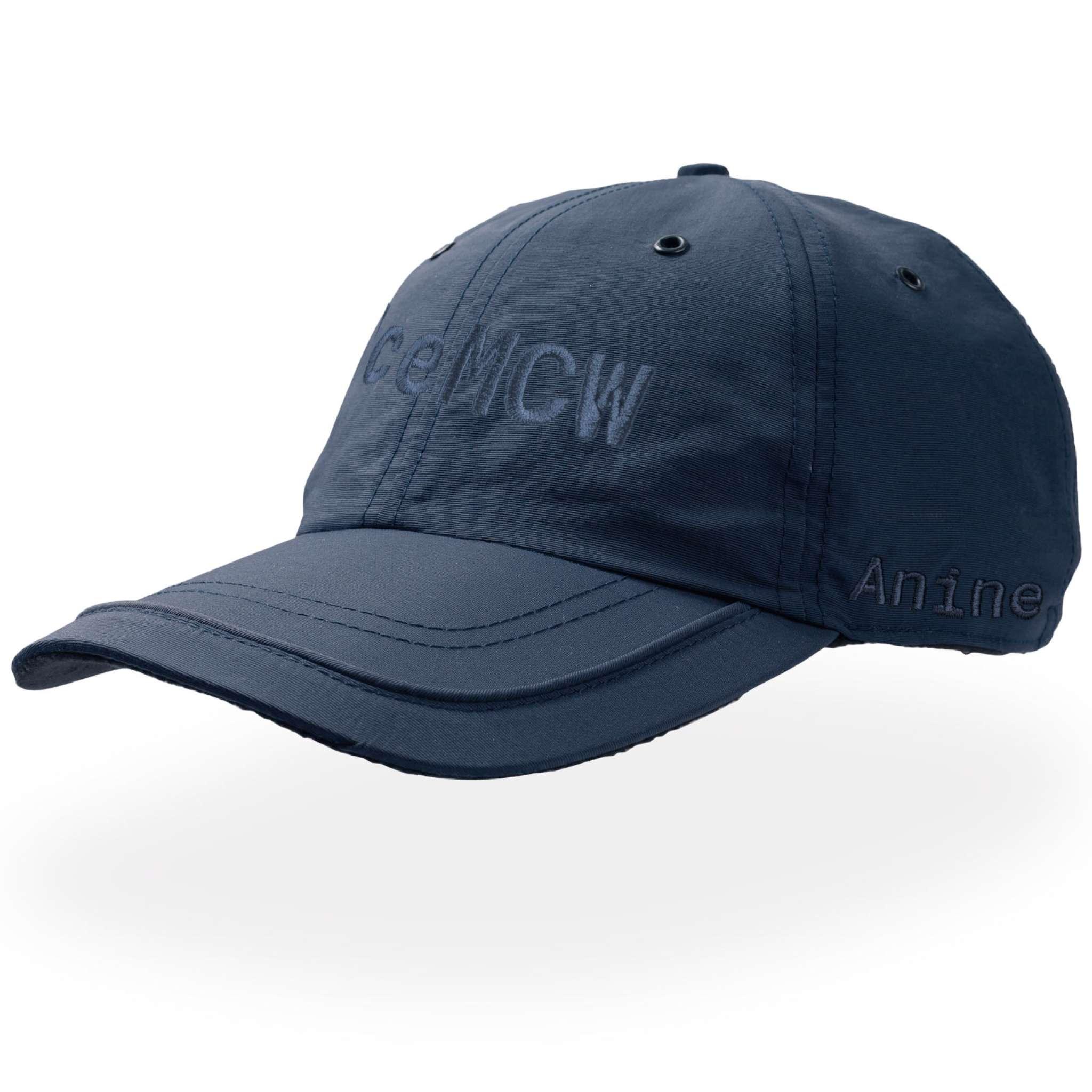 Techno Caps med stor brodering
