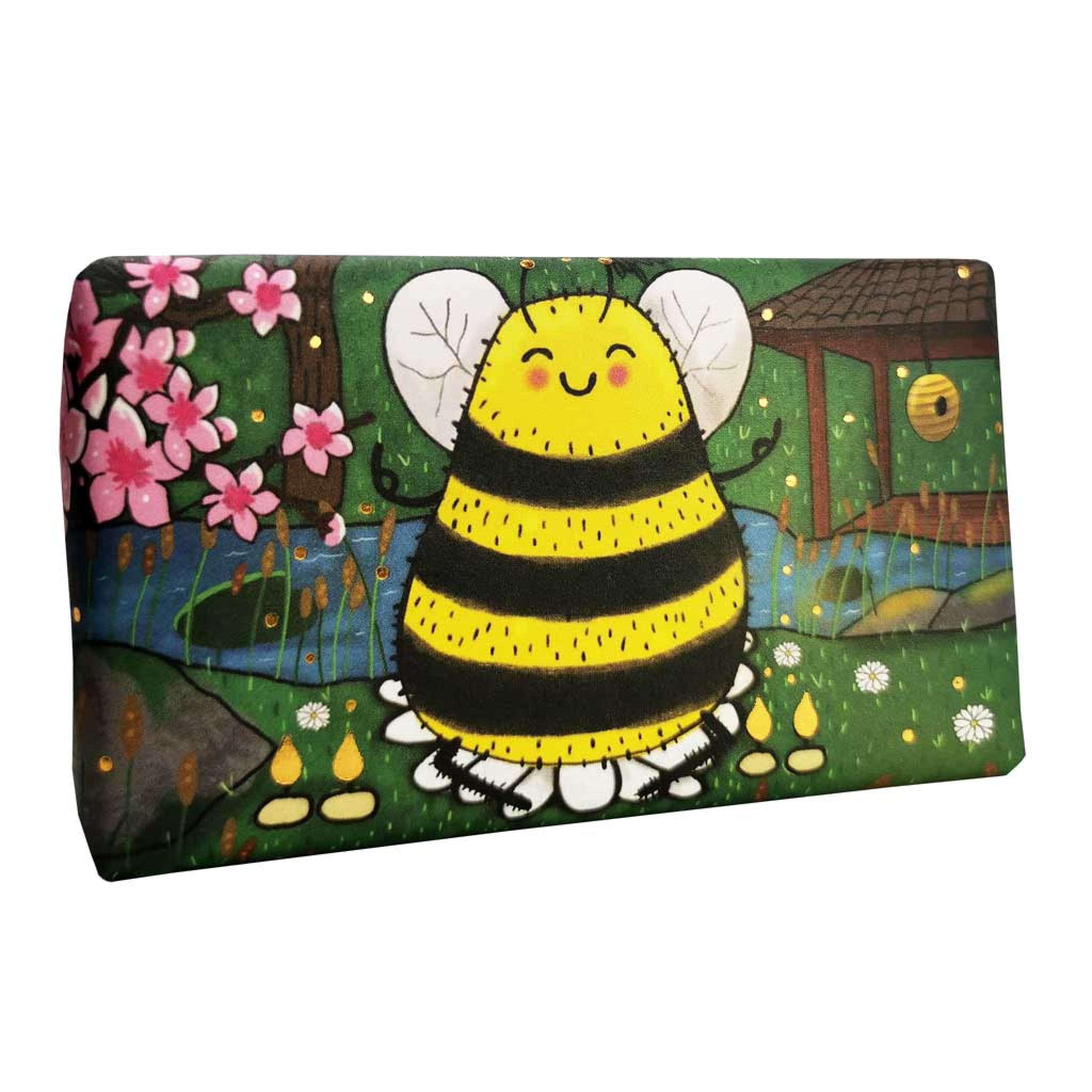 Bees Wonderful Animals såpe