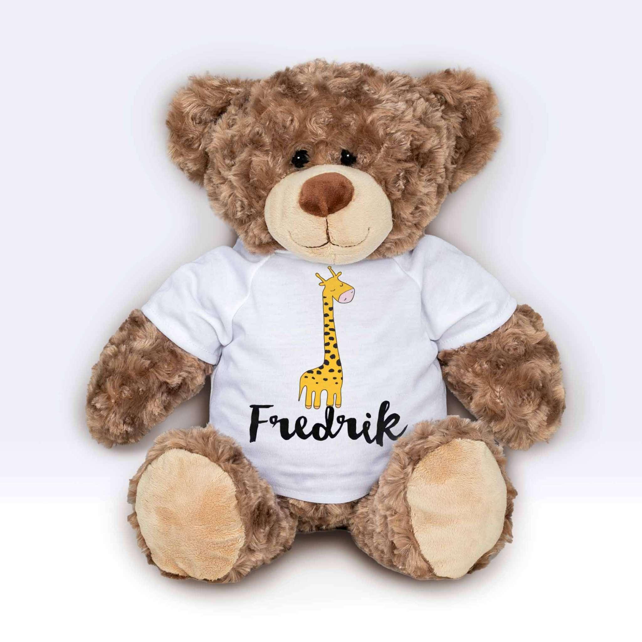 Teddy T-shirt Sjiraff