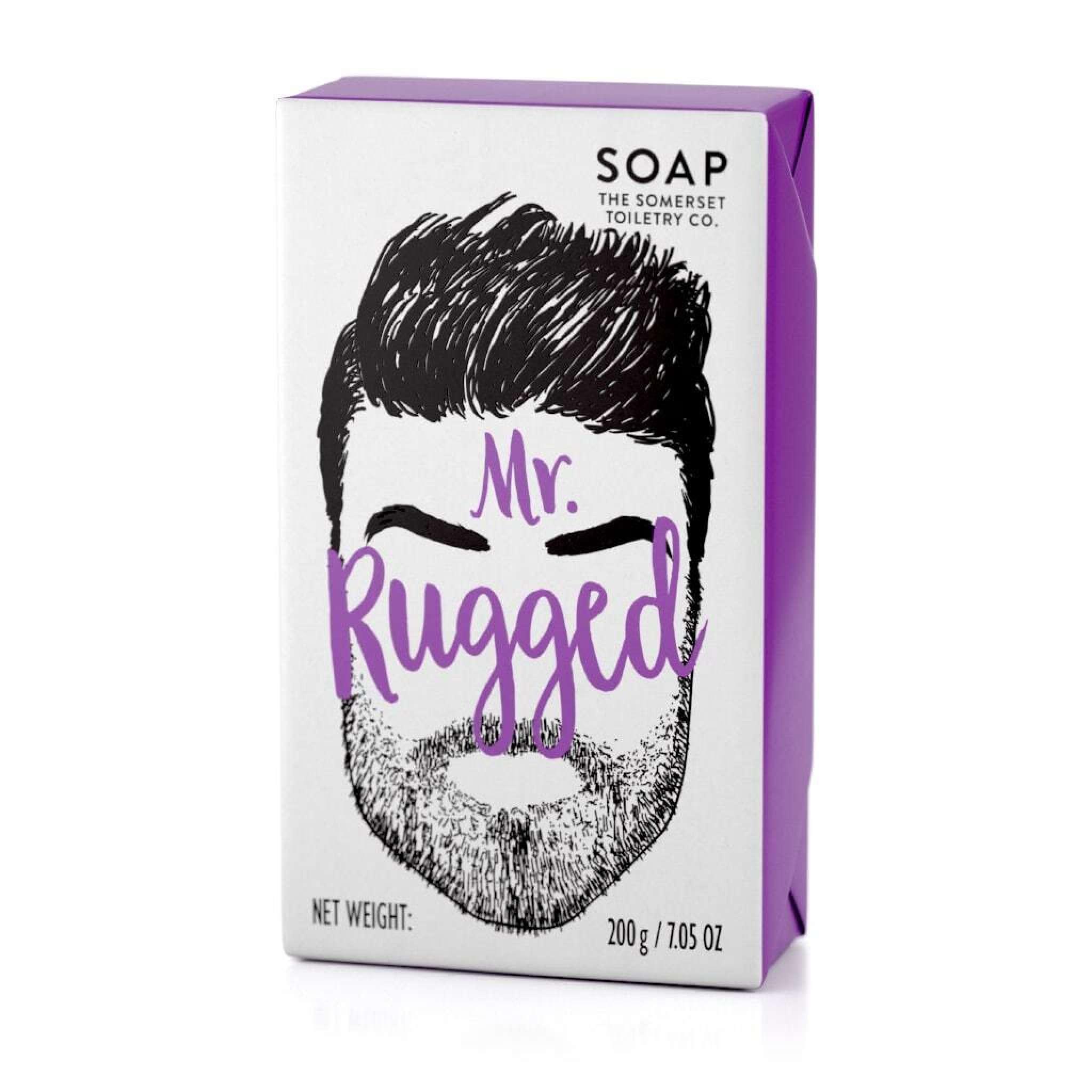 Mr Rugged såpe