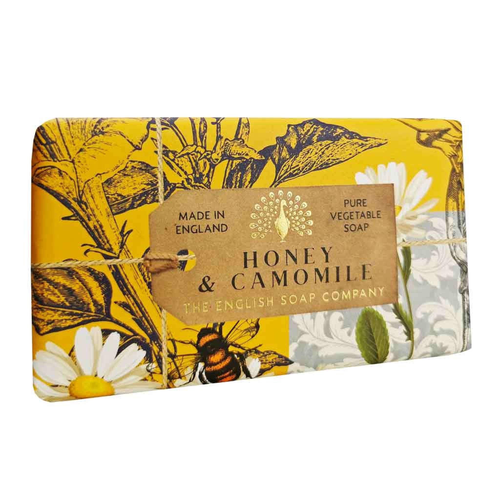 Honey & Camomile Anniversary såpe