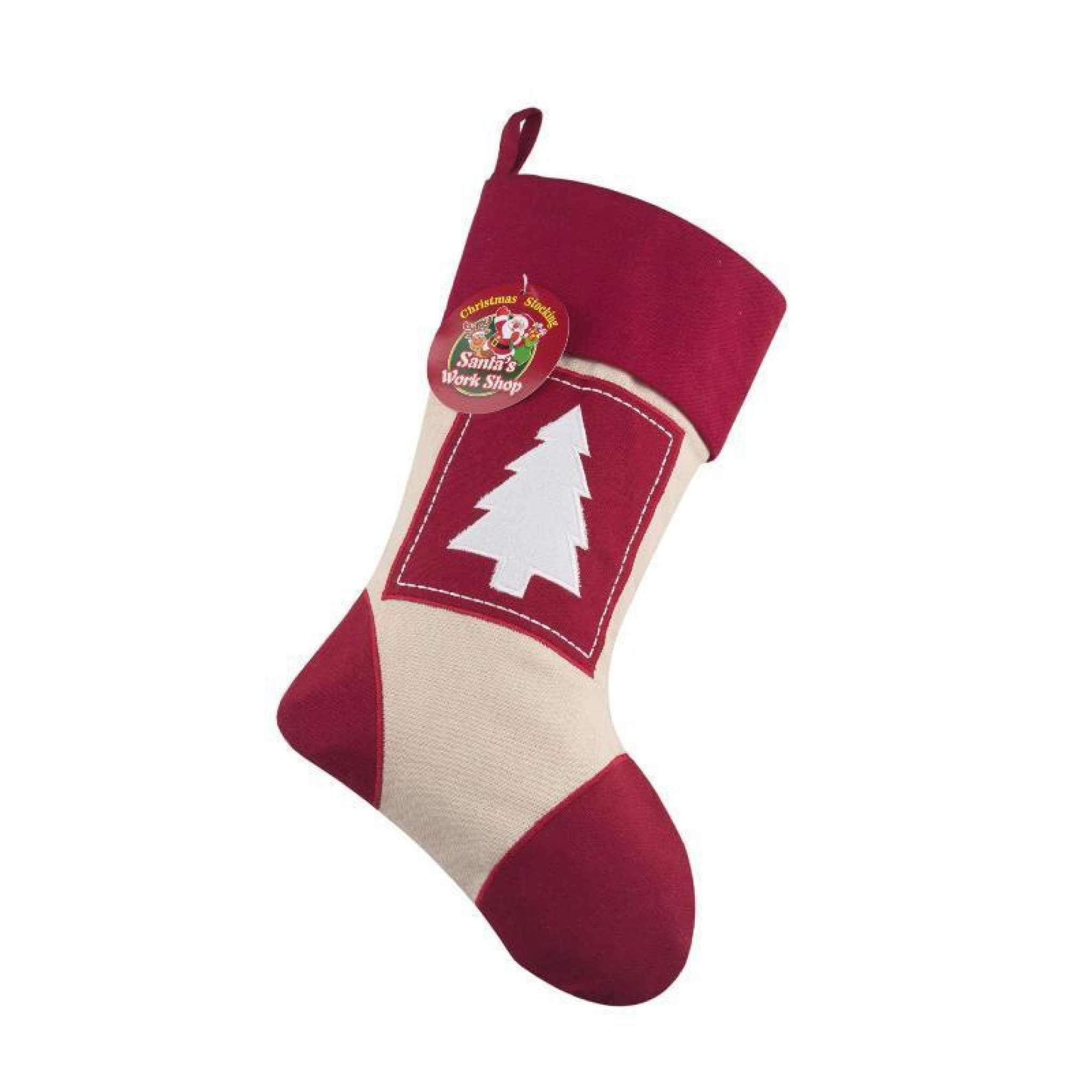 Julestrømpe Premium, Juletre