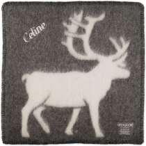 Varmt og godt sitteunderlag fra Vingtor i 100% tovet ull.