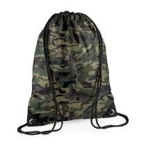 Slitesterk gympose i vannbestandig stoff, som matcher vår nye sportbag. Perfekt tilbehør til gymmen for oppbevaring av treningstøy og sko.