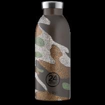 Hold drikken kald i 24 timer eller varm i 12 timer. Dobbeltisolert stainless steel vannflaske.