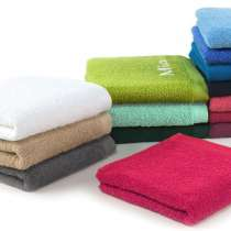 Herlig allround-håndkle, flott kvalitet. 50x100 cm, 100% bomull.