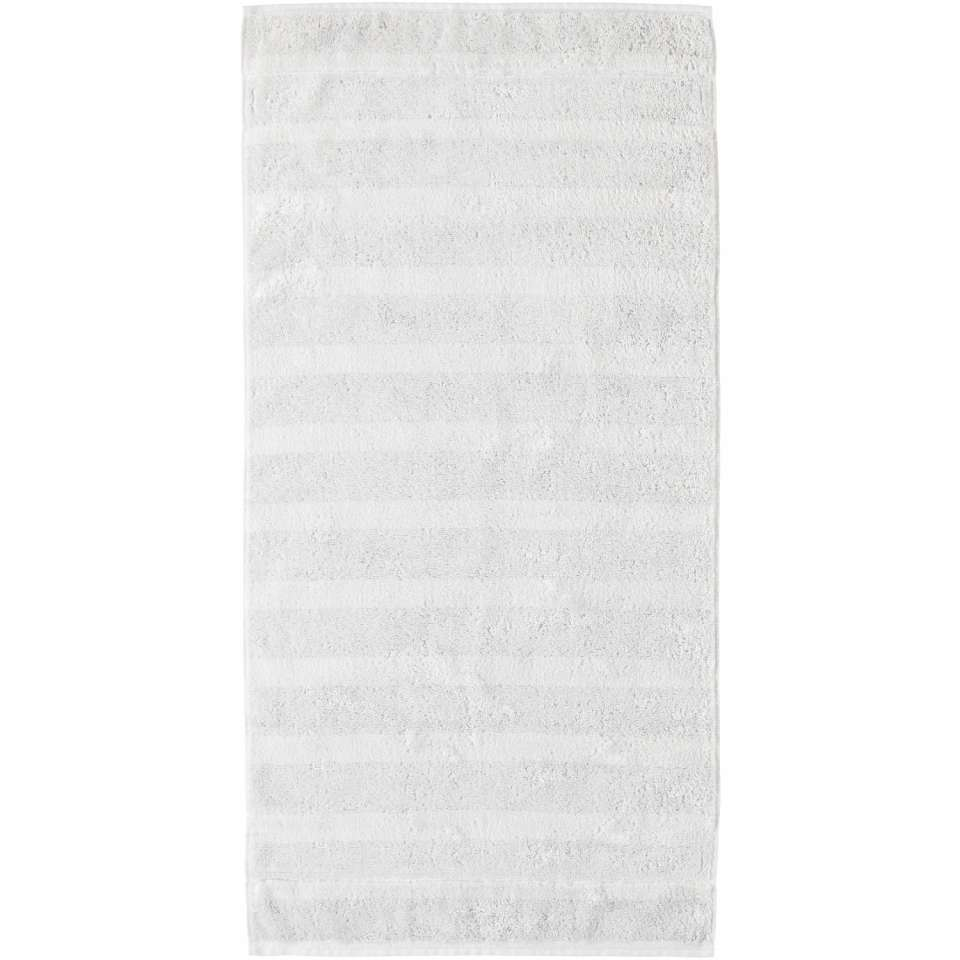 Cawö håndkle, lys grå