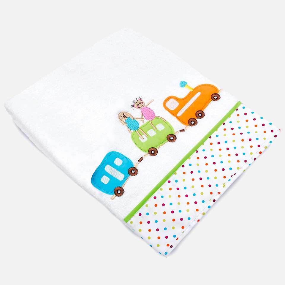 Bear Toys håndkle 50x100 cm