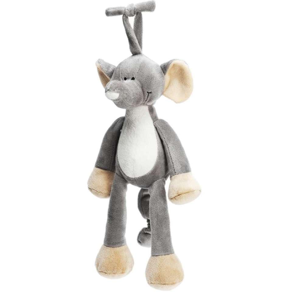Diinglisar Spilledåse Elefant