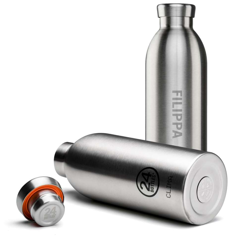 Clima 24Bottles 850 ml Steel
