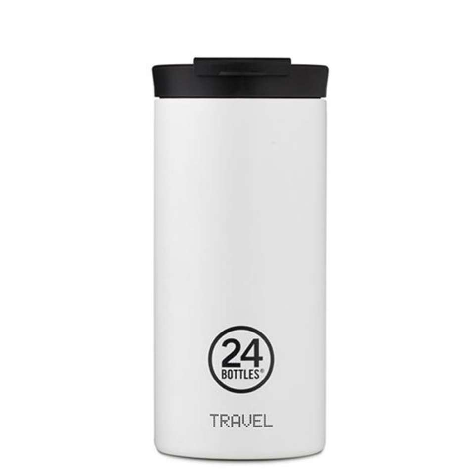 Tumbler 600ml Ice White