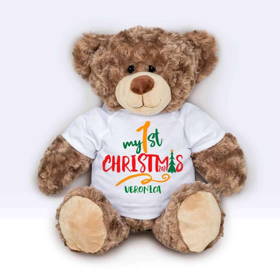 Teddy T-shirt Min første jul