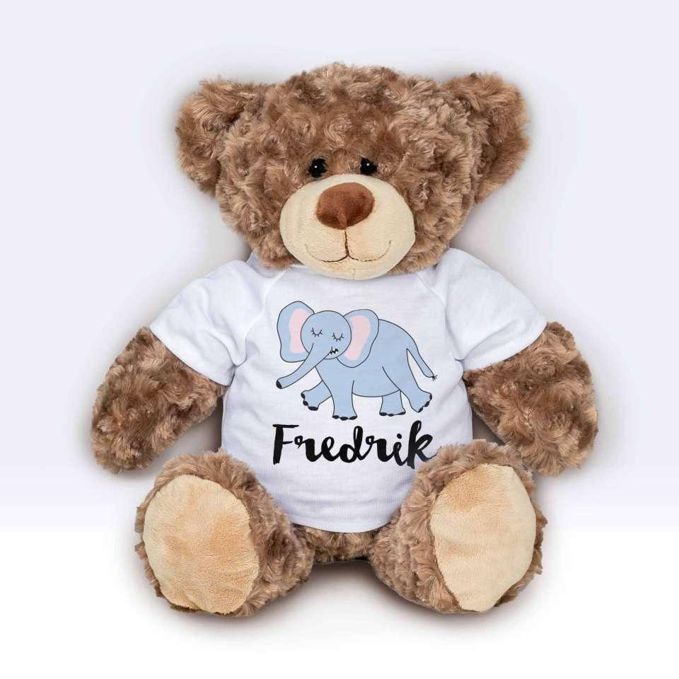 Teddy T-shirt Elefant
