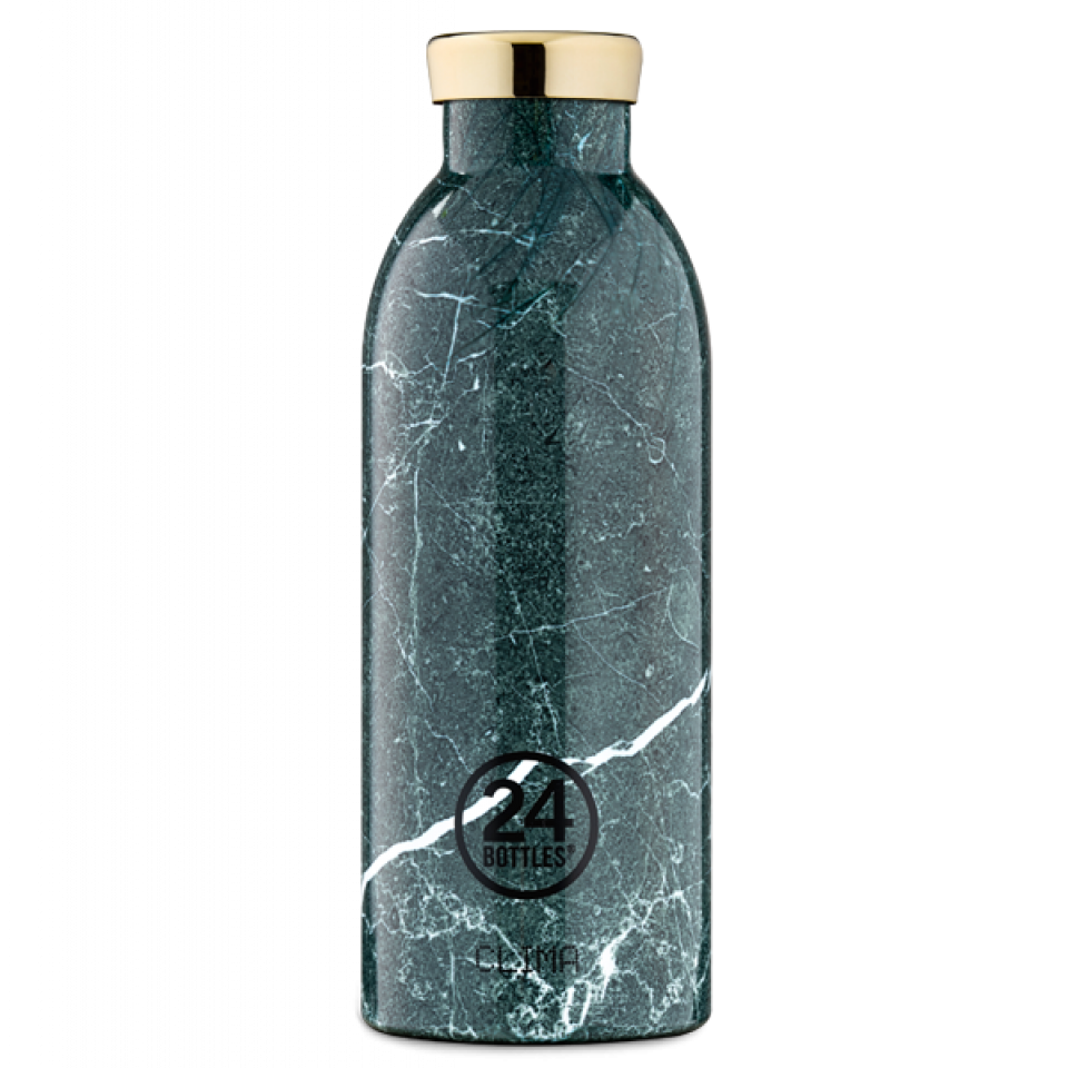 Clima 24Bottles 500 ml Green Marble