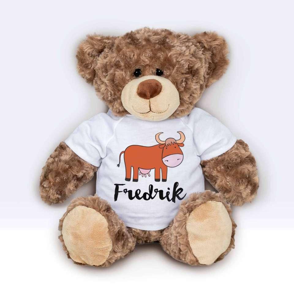 Teddy T-shirt Ku