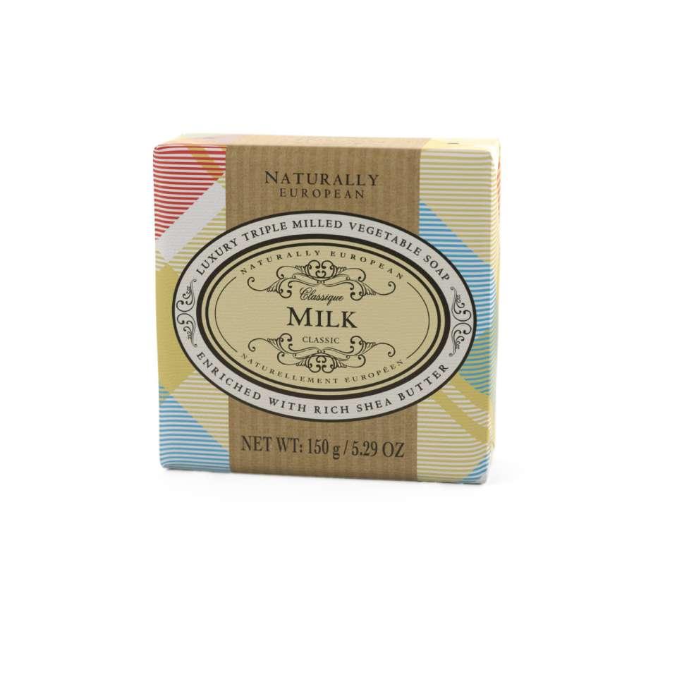 Milk Cotton Naturally European såpe