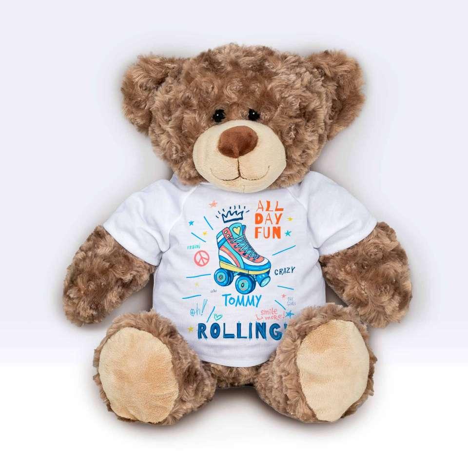 Teddy T-shirt Rolling