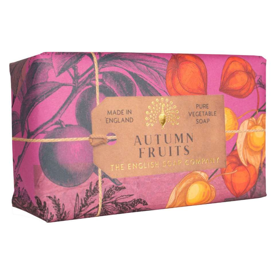 Autumn Fruits Anniversary såpe