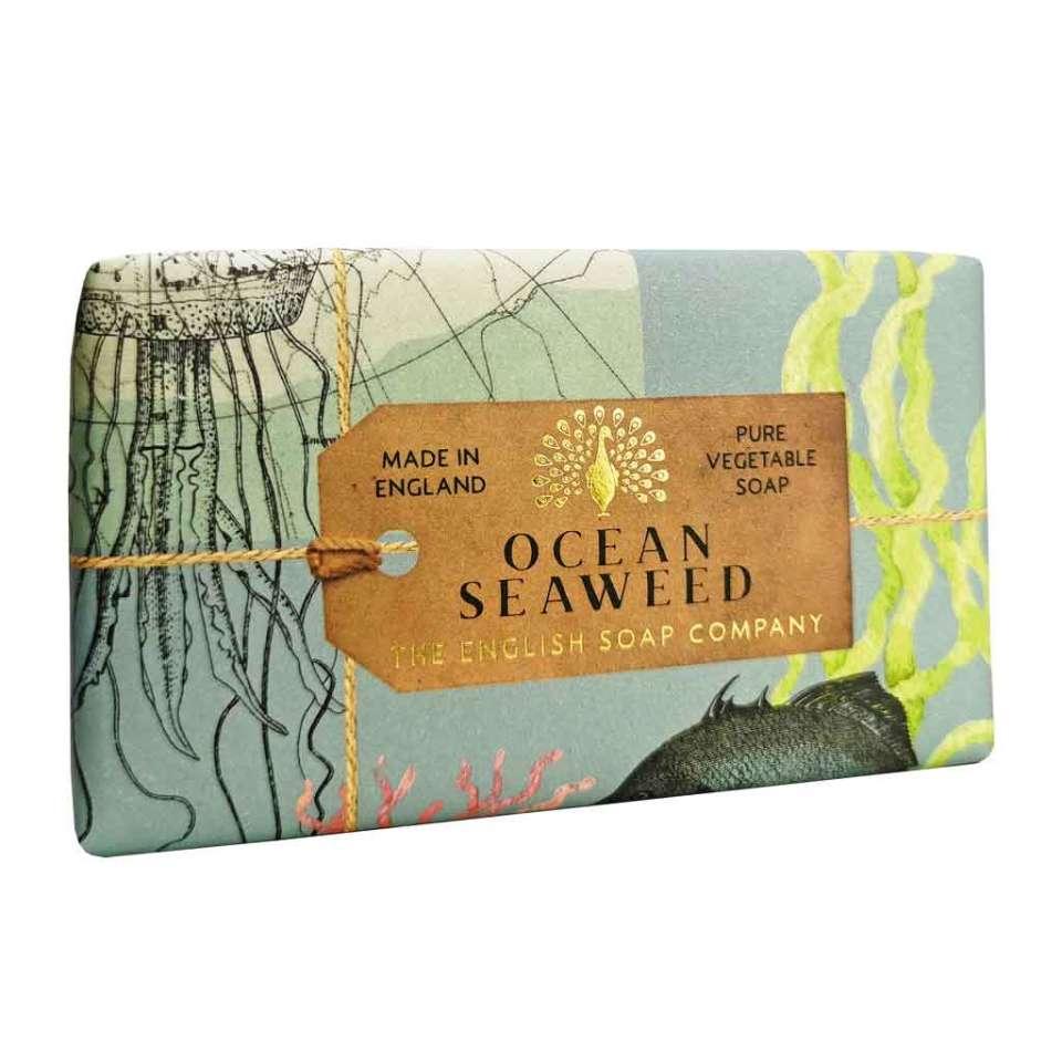 Ocean Seaweed Anniversary såpe