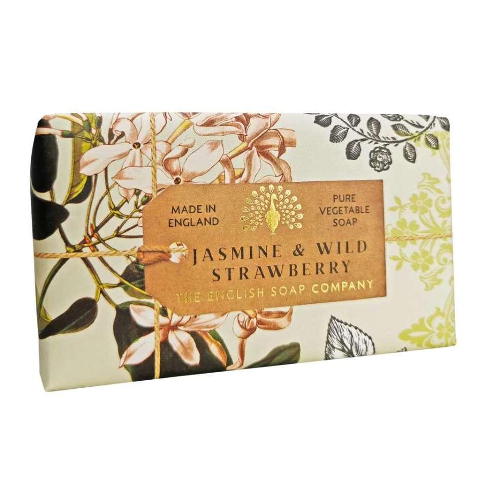 Jasmine & Wild Strawberry Anniversary såpe