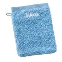 16x21 cm, 100% bomull.<br> Nyt en deilig vaskevott når du dusjer. Eller bruk den når du vasker babyen. Denne myke vaskevotten er perfekt å ha for hånden.